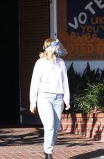 PETA MURGATROYD at Her Local Car Wash in Los Angeles 10/30/2020