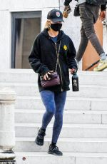 POM KLEMENTIEFF Out and About in Venice 10/21/2020