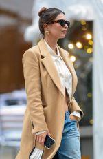 Pregnant EMILY RATAJKOWSKI Out in New York 10/27/2020