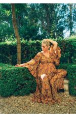 Pregnant KATTY PERRY in The Sunday Times Style Magazine, August 2020