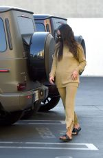 SHAY MITCHELL Leaves a Studio in Los Angeles 09/29/2020
