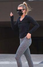 SOFIA RICHIE Leaves Lancer Dermatology in Beverly Hills 10/30/2020