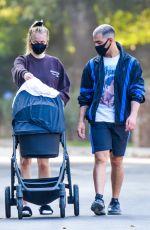 SOPHIE TURNER and Joe Jonas Out in Los Angeles 10/20/2020