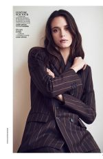 STACY MARTIN in Madame Figaro Magazine, October 2020