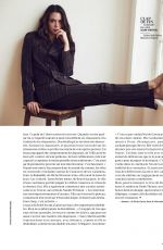 STACY MARTIN in Madame Figaro Magazine, October 2020