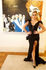TALLIA STORM at Sascha Hartmann aka Harti Exhibition in Jersey 10/20/2020