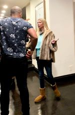 TARA REID at a Poker Party in Beverly Hills 10/24/2020