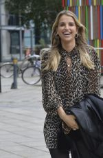 VOGUE WILLIAMS Leaves Steph McGovern