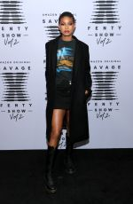 WILLOW SMITH at Savage x Fenty Show Vol. 2 in Los Angeles 09/13/2020