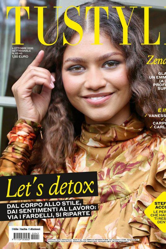 ZENDAYA in Tu Style Magazine, October 2020