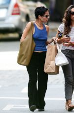 ZOE KRAVITZ Out Shopping in New York 10/06/2020