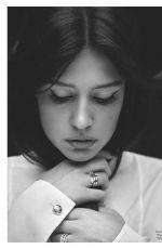 ADELE EXARCHOPOULOS in Elle Magazine, France November 2020