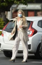 ALI LARTER Out and About in Los Angeles 11/20/2020