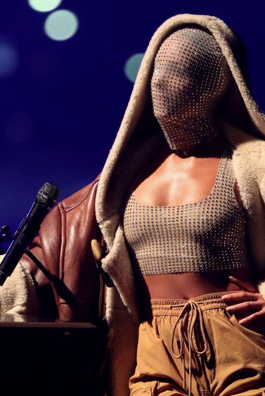 ALICIA KEYS at MTV European Music Awards 2020 in Los Angeles 11/08/2020