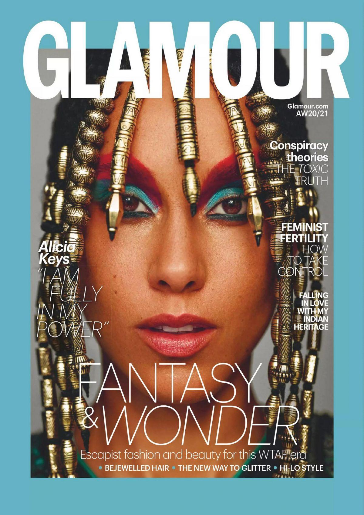 Kate Upton Stars in Glamour, Talks Having Body Confidence