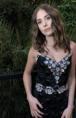 ALISON BRIE Gettyng Ready for People