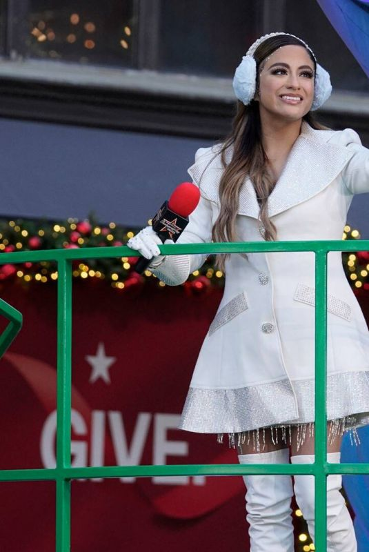 ALLY BROOKE at Macy's Thanksgiving Day Parade in New York 11/26/2020