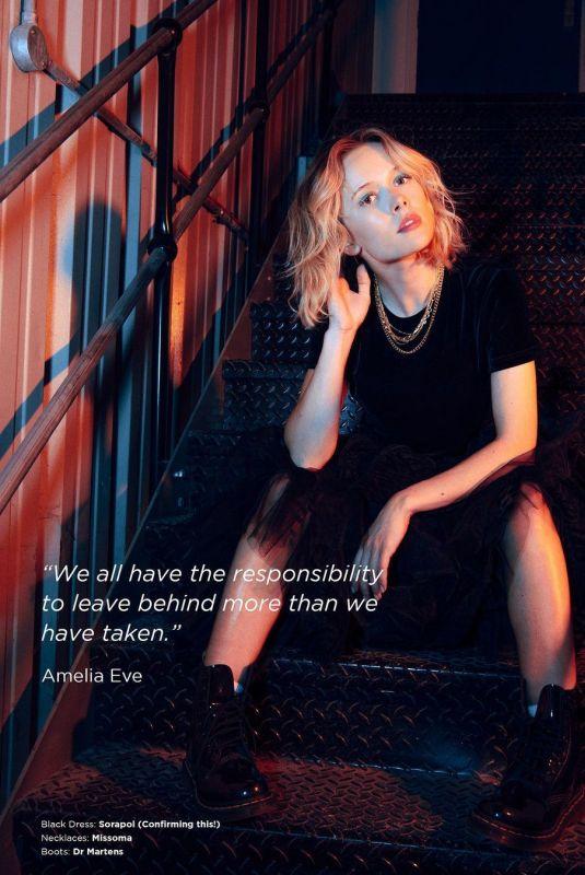 AMELIA EVE for Cool America Magazine, 2020
