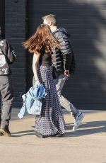 ANA DE ARMAS and Ben Affleck Shopping at XIV Karats in Beverly Hills 11/25/2020