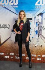 ANA FERNANDEZ at 2020 Film Premiere in Madrid 11/26/2020