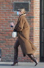 ASHLEY BENSON Out and About in New York 11/16/2020