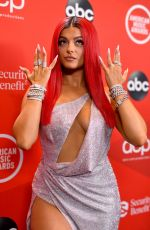 BEBE REXHA at American Music Awards 2020 in Los Angeles 11/22/2020