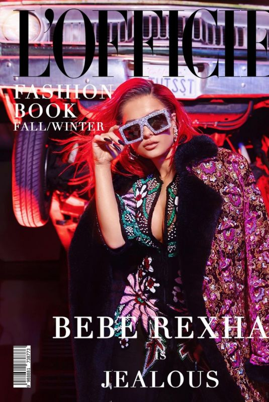 bebe rexha – l'officiel australia fall/winter 2020 – photoshoot | picture pub