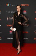 BELLA HEATHCOTE at 2020 Aacta Awards in Sydney 11/30/2020