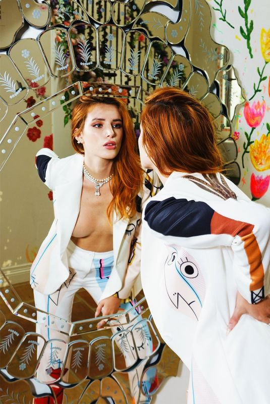 BELLA THORNE for Zcrave's F3tish Collection