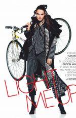 BLANCA PADILLA in Elle Magazine, Italy December 2020