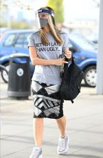 CAPRICE BOURRET Out Shopping in London 11/06/2020