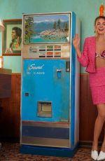 CHARLOTTE LAWRENCE for Cosmopolitan, October 2020