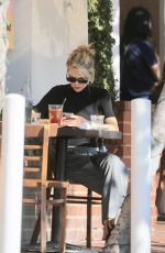 CHARLOTTE MCKINNEY Out and About in Los Angeles 11/16/2020