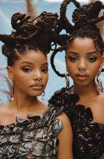 CHLOE X HALLE for Blanc Magazine, Fall 2020