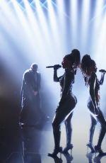 CHLOE X HALLE Performs at People