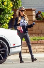 CHRISTINA ANSTEAD Out in Newport Beach 11/13/2020