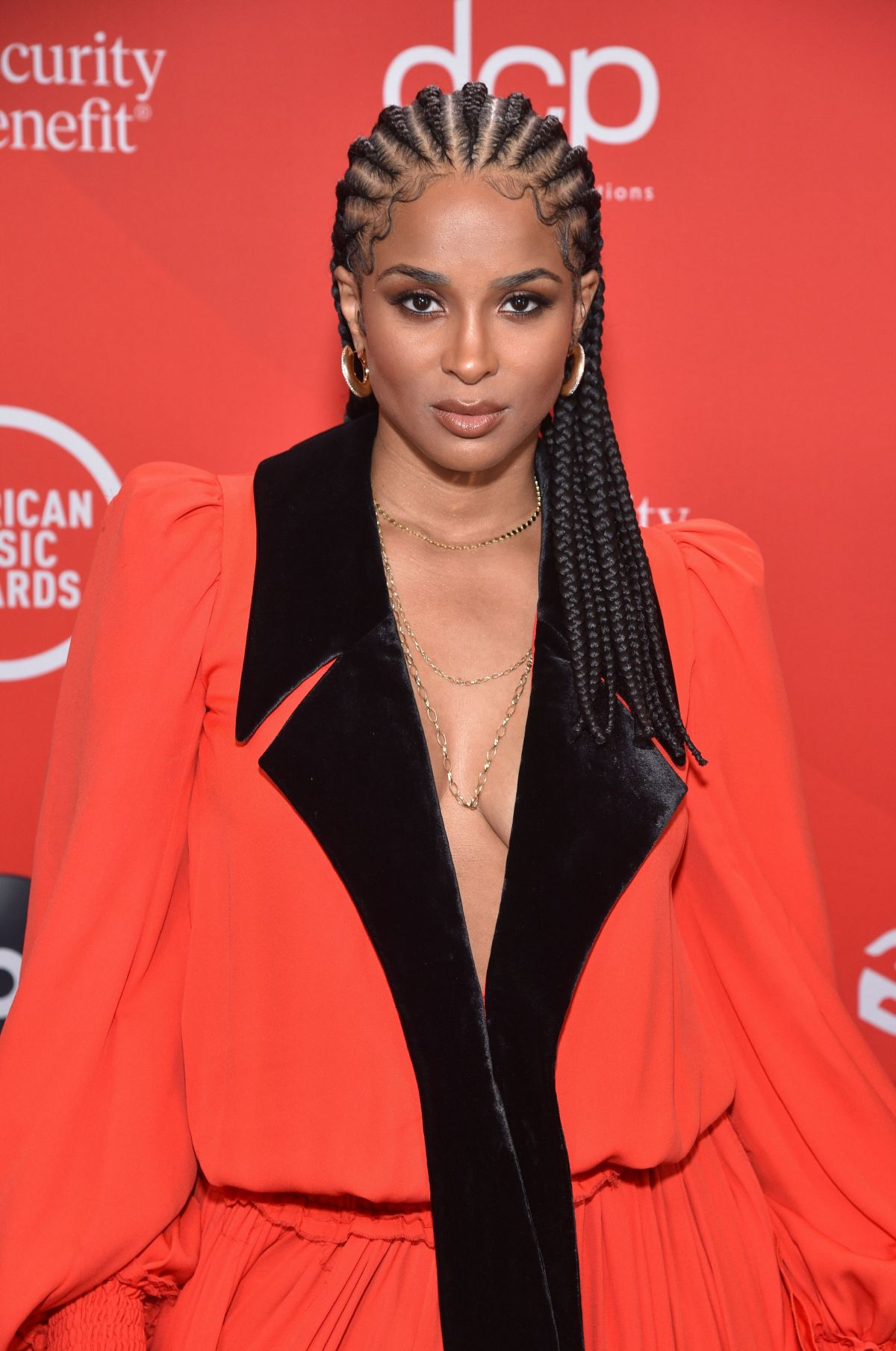 CIARA at Go Red for Women Ded Dress Collection 2015 in New