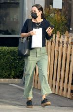 COURTENEY COX Out and About in Malibu 11/20/2020