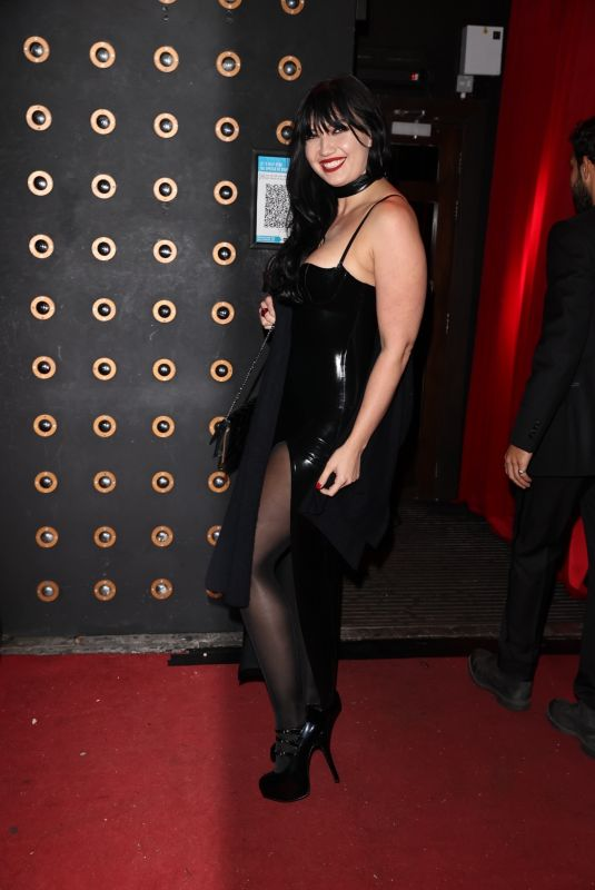 DAISY LOWE at All Star Cabaret Halloween Night at Proud Embankment 10/31/2020