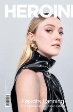 DAKOTA FANNING in Heroine Magazine, Made of Light Issue 2020