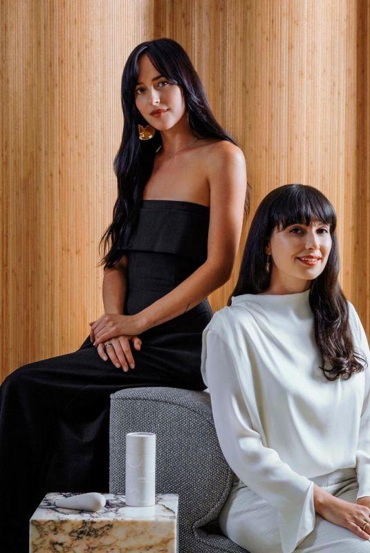 DAKOTA JOHNSON and EVA GOICOCHEA for Vogue, November 2020