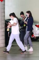 DEMI MOORE and SCOUT WILLIS at Their Storage Unit Before Lockdown in Los Angeles 11/29/2020