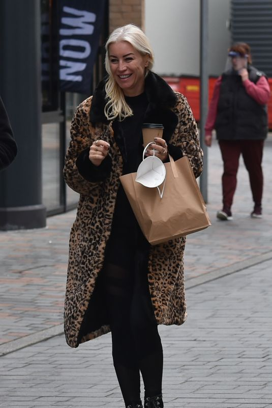 DENISE VAN OUTEN Out and About in Chelmsford 11/14/2020