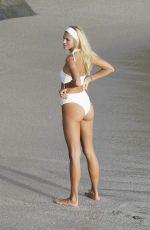 DEVON WINDSOR in Bikini at a Beach in St. Barts 11/14/2020