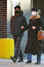 DIANE KRUGER and Norman Reedus Out in New York 11/14/2020