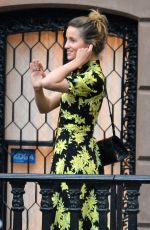 DIANNA AGRON Out and About in New York 11/08/2020