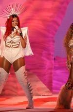 DOJA CAT Performs at 2020 American Music Awards 11/22/2020