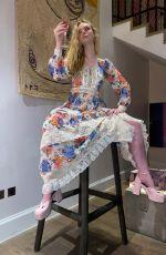 ELLE FANNING for Gucci, November 2020