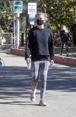 ELLEN POMPEO Out Hiking in Los Feliz 11/28/2020