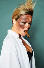 EMILY ATACK at a Photoshoot, October 2020